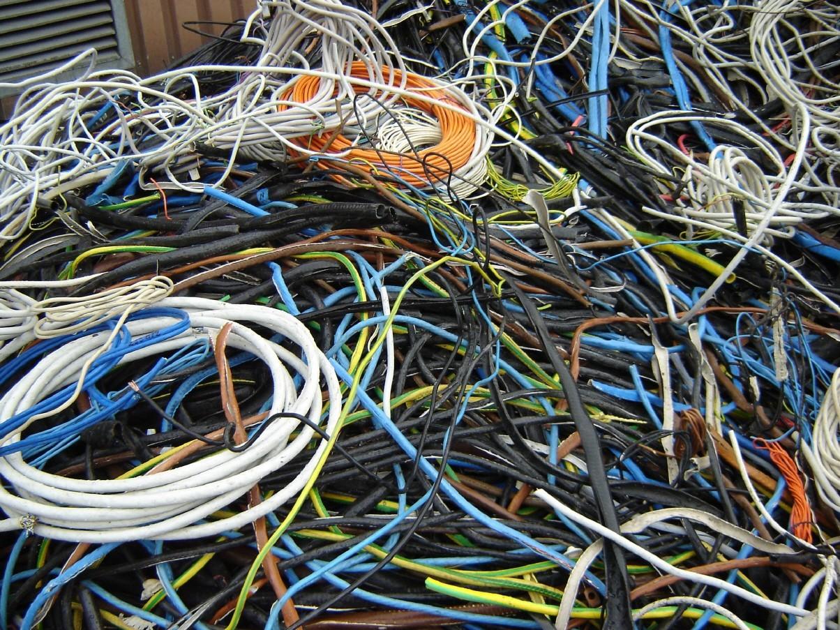 Уход сдать медный кабель неочищенный что вас